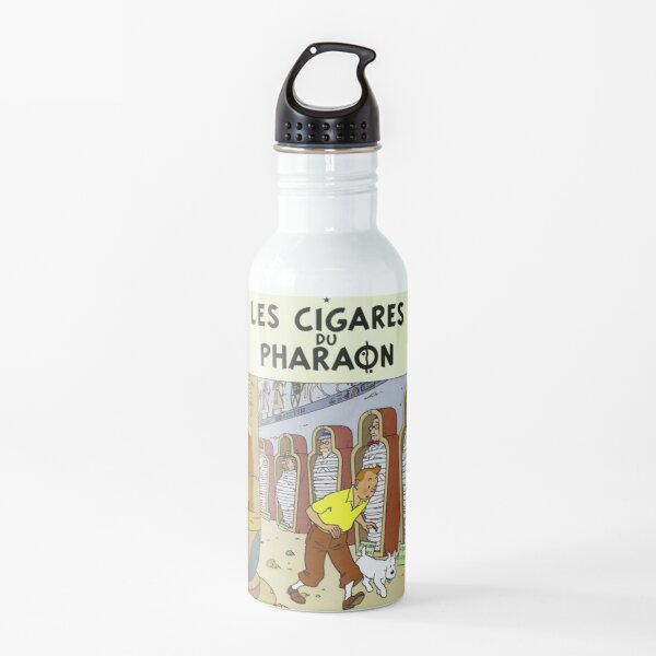Tintin - The cigars of the pharaoh Water Bottle