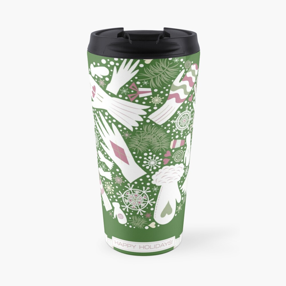 Warm Winter Travel Mug