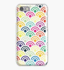 Colorful Circles III iPhone Case/Skin