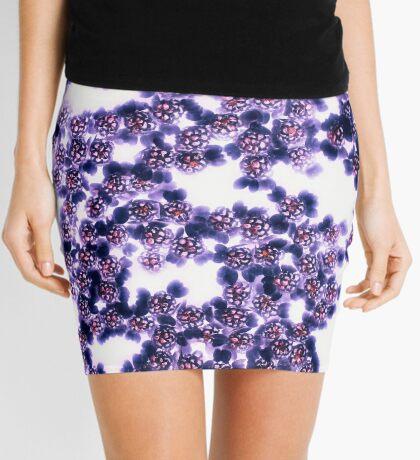 Black Yarrow Mini Skirt