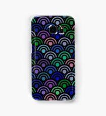 Colorful Circles IV Samsung Galaxy Case/Skin