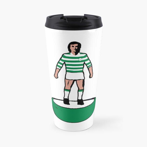 Subbuteo Player Celtics Travel Mug