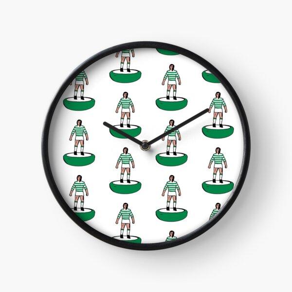 Subbuteo Player Celtics Clock