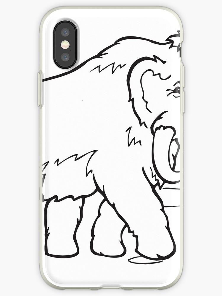 Vinilos Y Fundas Para Iphone Animal De Dibujos Animados Para
