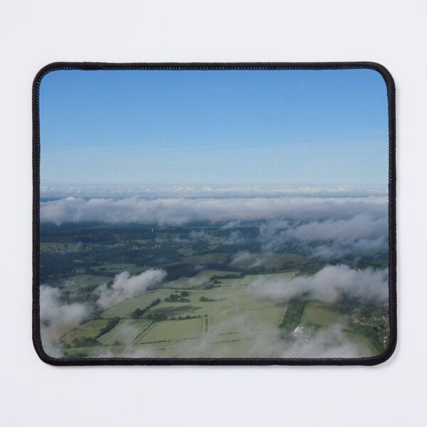 View While Above Mouse Pad