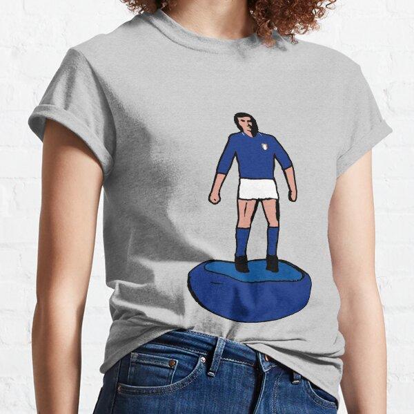 Subbuteo Player Italia vintage Classic T-Shirt