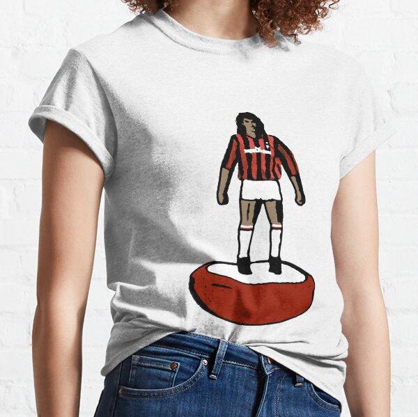 Subbuteo Player Milan vintage Classic T-Shirt