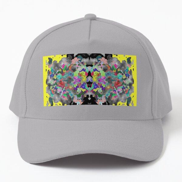 neon totem Baseball Cap