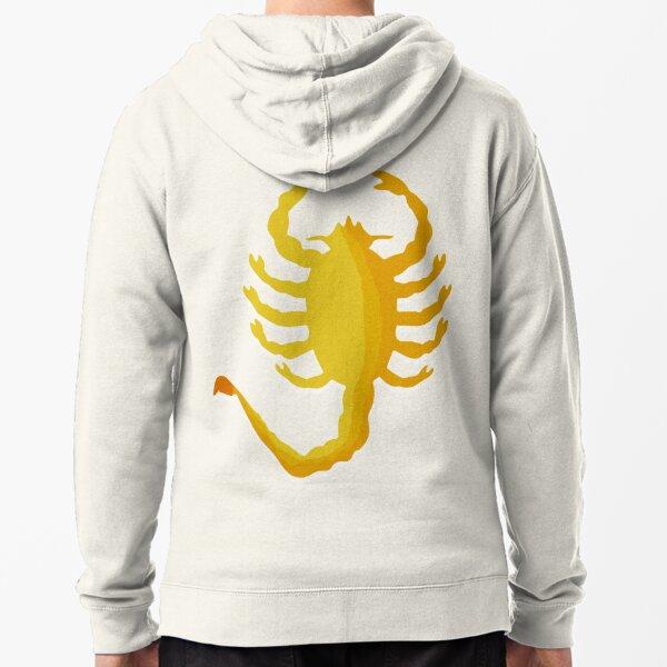 Drive: Scorpion Zipped Hoodie
