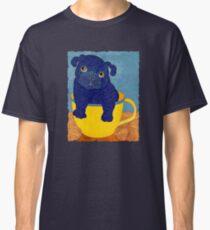Teacup Pug Classic T-Shirt