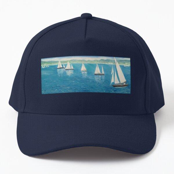 Baie De Cannes Baseball Cap