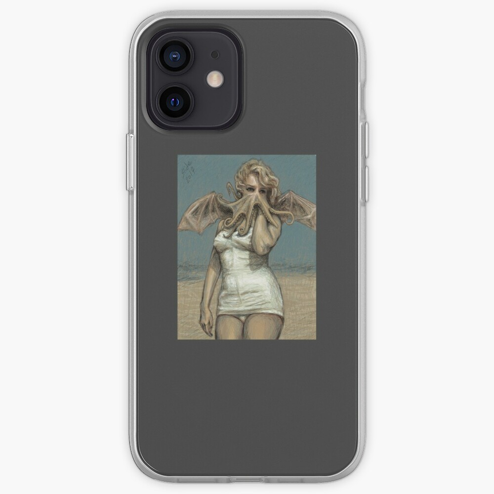 Call of Cthulyn iPhone Case & Cover