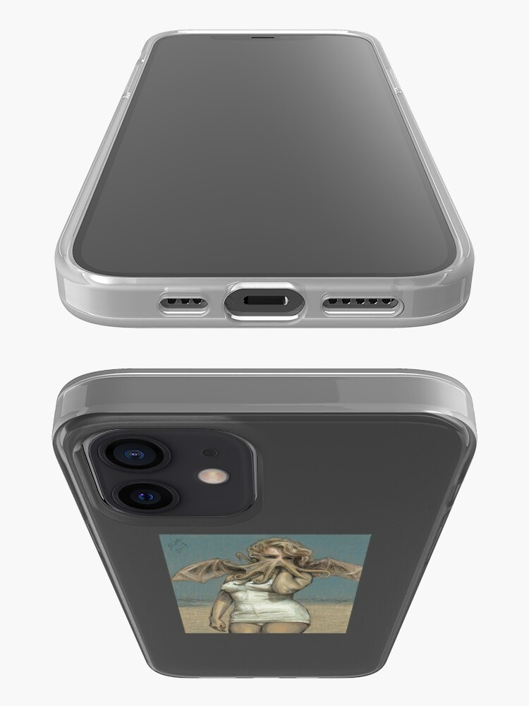 Alternate view of Call of Cthulyn iPhone Case & Cover