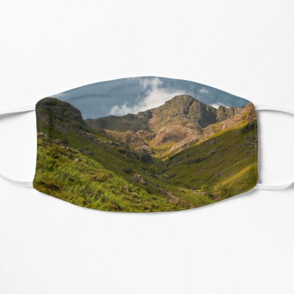 Bidean Nam Bia Grampian Mountains Glencoe Scotland Flat Mask