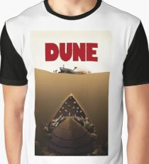 Dune Jaws Graphic T-Shirt