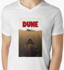 Dune Jaws Men's V-Neck T-Shirt