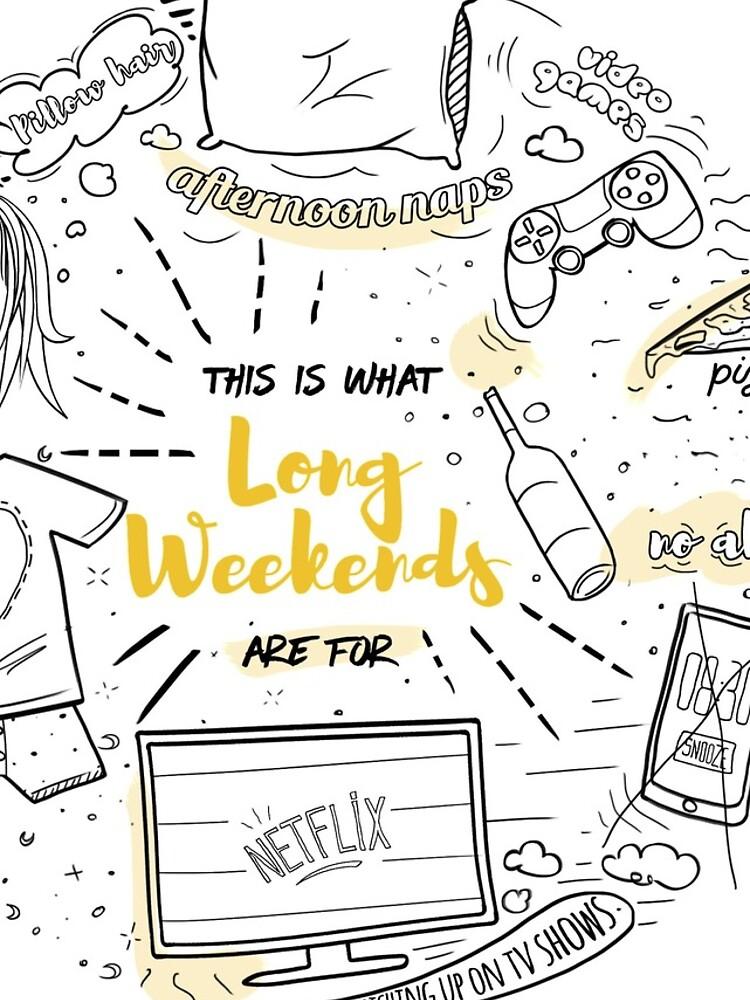 Loon lazy weekends by mirunasfia
