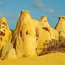 The Ovens ( Pinnacles ) by Penny Smith