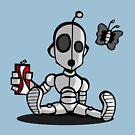 Robot Baby by Adrian Sugden