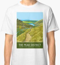 The Peak District, William Clough, Derbyshire Classic T-Shirt