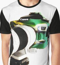 Canon 70d 01 Graphic T-Shirt