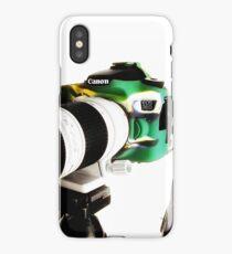 Canon 70d 01 iPhone Case/Skin