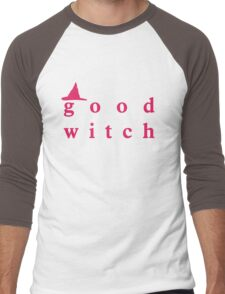 Good Witch Men's Baseball ¾ T-Shirt