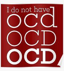OCD  Poster