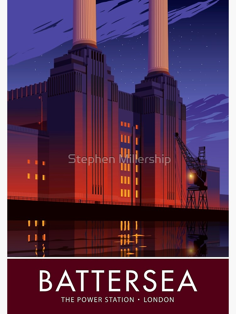 Battersea Power Station by smillership