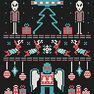 Paranormal Sweater Party by Teo Zirinis