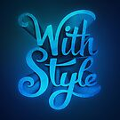 With style! 3D typography by badbugs