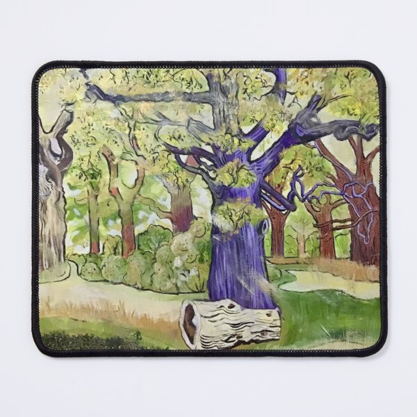 Season Of Mists And Mellow Fruitfulness Mouse Pad