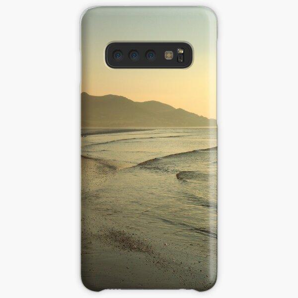 Lisfannon Beach Sunset Samsung Galaxy Snap Case