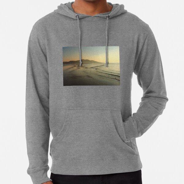 Lisfannon Beach Sunset Lightweight Hoodie