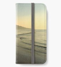 Lisfannon Beach Sunset iPhone Wallet/Case/Skin