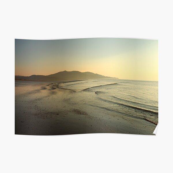 Lisfannon Beach Sunset Poster