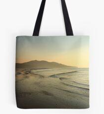 Lisfannon Beach Sunset Tote Bag