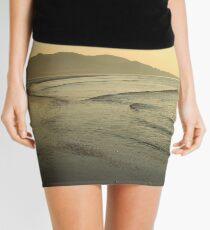 Lisfannon Beach Sunset Mini Skirt