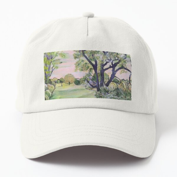 A Panoramic View Over Windsor Great Park Dad Hat