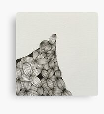 All Peaked Out Canvas Print