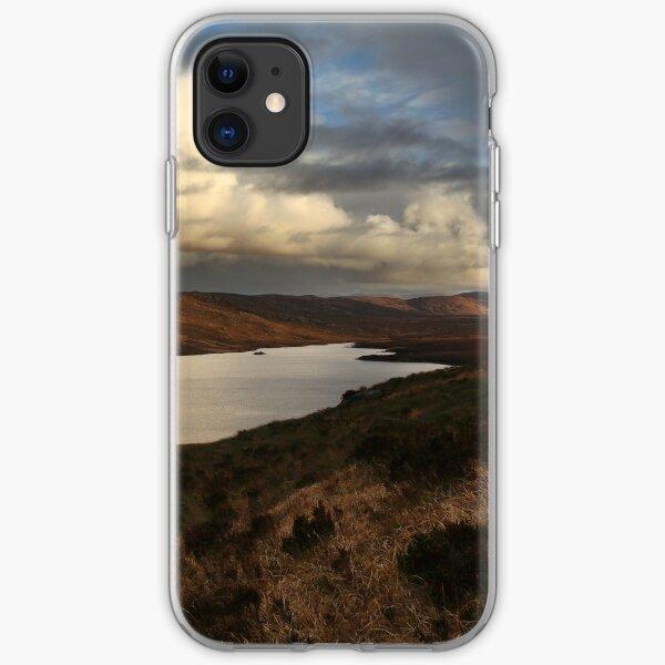 Lough Barra From Crockfadda iPhone Soft Case