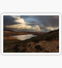 Lough Barra From Crockfadda Sticker
