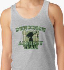 DunBroch Archery Team Tank Top