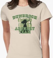 DunBroch Archery Team Women's Fitted T-Shirt