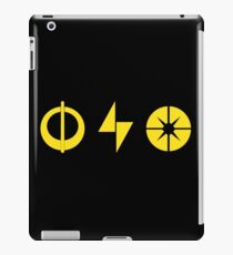 Star Wars Battlefront Xbox Playstation Powerups Yellow iPad Case/Skin