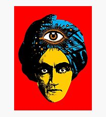 The all seeing eye Photographic Print
