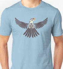 White Crowned Sparrow Unisex T-Shirt