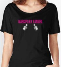 Proud Markiplier Fangirl  Women's Relaxed Fit T-Shirt