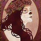 Day of the dead by Valeia