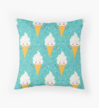 Ice Cream Party Coussin
